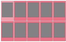Film til Snapshot Fujifilm FUJ105231 Multifarvet (Refurbished A+)