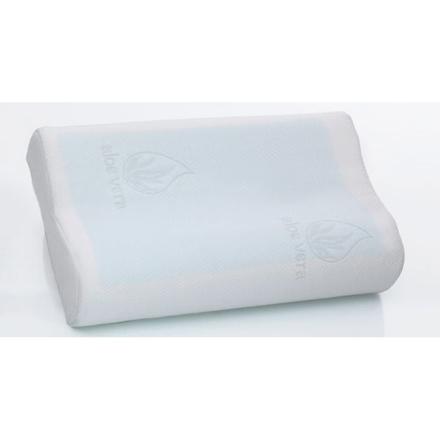 Beliani Memory foam muotoiltu tyyny 50x30 cm MOCO