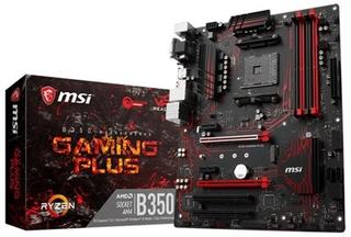 Moderkort Gaming MSI B350 PRO CARBON ATX