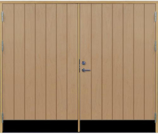 Slagport 10gr stående spårning obehandlad - Lagervara