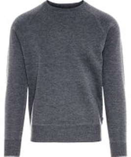 J.LINDEBERG Rino Full Milano Sweater Man Grå