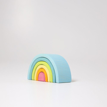 Regnbåge pastel liten