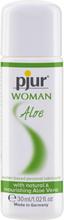 Pjur Woman Aloe: Vattenbaserat Glidmedel med Aloe Vera, 30 ml