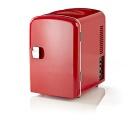 Nedis Bärbart minikylskåp 4 liter 12/230 V