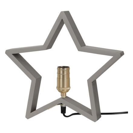 Star Trading - Lysekil Christmas Star, Beige