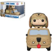 Dumb & Dumber Harry with Mutts Cutts Van Pop! Ride