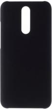 Xiaomi Redmi 8 Rubberized HårdPlast Skal - Svart