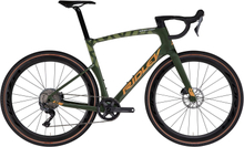 Ridley Kanzo Fast Gravelbike Rival1, Forza Norte db hjul