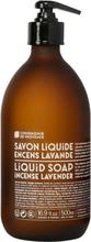 Incense Lavender, 500ml Compagnie de Provence Käsisaippua