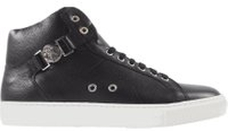 Versace Collection Scarpe High Sneakers Black