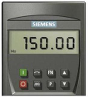Panel Siemens 6SE6400-0BP00-0AA1 Siemens Micromaster 420