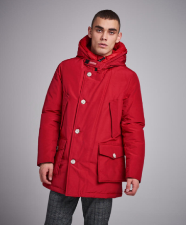 Arctic Parka NF Red