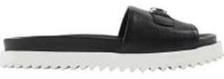 Versace Collection Scarpe Slippers Black