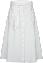 Vera Linen Skirt
