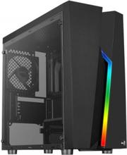 Bolt Mini TG RGB - Chassi - Minitower - Svart