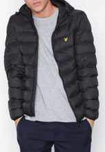 Lyle & Scott Lightweight Puffer Jacket Takit True Black