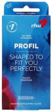 RFSU The Original Profil Condom 30-Pack Intim Transparent