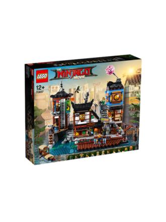 Ninjago 70657 NINJAGO® City havn - Proshop