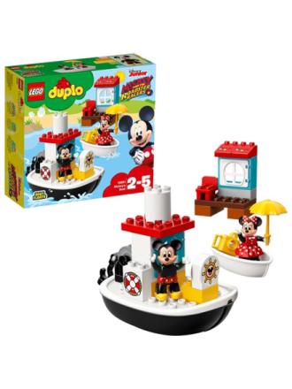 DUPLO 10881 Mickeys båd - Proshop