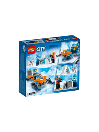 City 60191 Polarforskerteam - Proshop