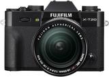 Systemkamera Fujifilm X-T20 inkl. XF 18-55 mm 24.3
