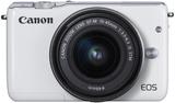 Systemkamera Canon EOS M10 EF-M inkl. EF-M 15-45 m
