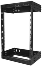 15U Wall-Mount Server Rack - 12 in. Depth - rack - 15U