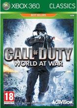 Call of Duty: World at War - Microsoft Xbox 360 - Action