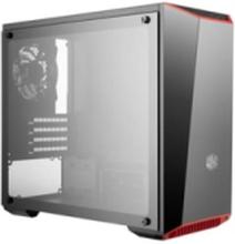 MasterBox Lite 3.1 TG - Chassi - Minitower - Svart