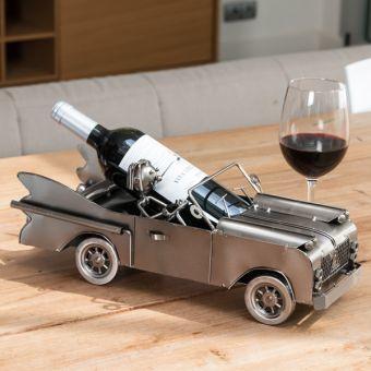 Bilist Wine innehavare av Metal