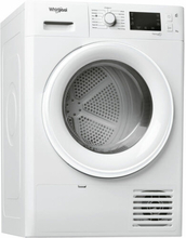 Whirlpool Ft M22 9x2 Eu Kondenstrommel - Hvit