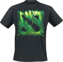 Dota - 2 - Logo Jungle -T-skjorte - svart