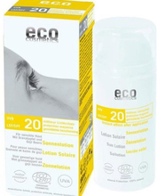 Eco Cosmetics Sollotion SPF 20, 100 ml