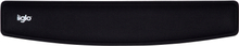 iiglo Ergonomisk Handledsstöd tangentbord - svart