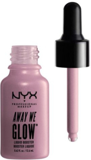 NYX Professional Makeup Away We Glow Liquid Booster Highlighter Snatched