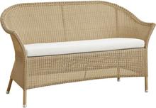 Lansing 2-sits soffa natur