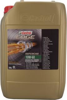 Castrol EDGE Supercar 10W-60 20 Liter Kanister