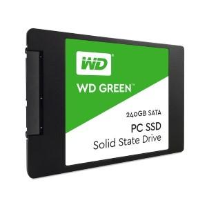 WD Green SSD-disk 240 GB