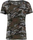 Key Largo CELEBRATE Tshirt med tryck grey