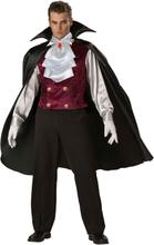 Dräkt, Dracula Halloween