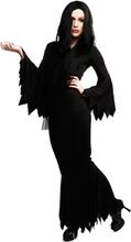 Klänning, vampyr Halloween