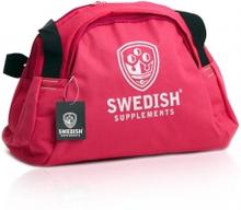 Swedish Supplements Ladies Gym Bag, pink, Swedish Supplements Ryggsäckar