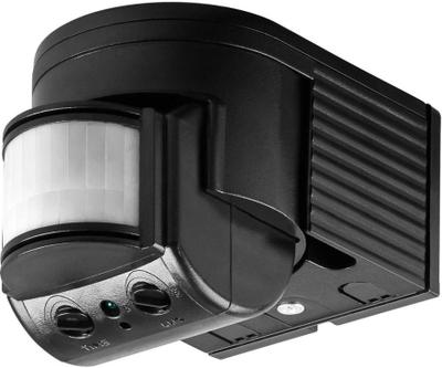 Utanpåliggande PIR-rörelsedetektor Goobay 180 ° IP