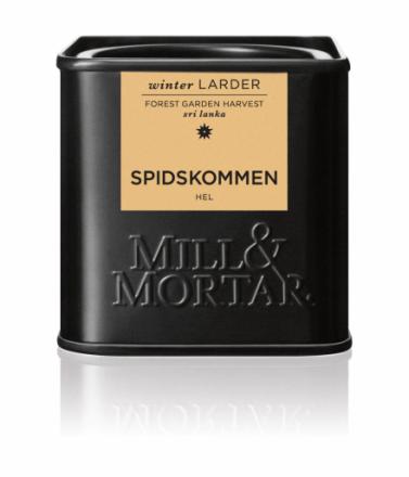 Mill & Mortar Spidskommen hel ØKO 50 g