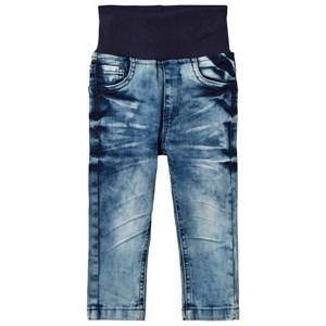 Nova Star Straight Fit Jeans Denim Blue 277 80 cm (9-12 mån)