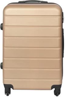 Kuffert eksklusiv - Kuffert i guld - Hard case letvægtskuffert