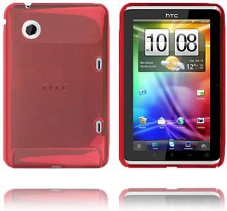 Rugged (Hot Rosa) HTC Flyer Deksel