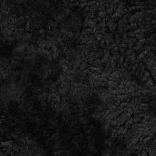 Skandilock E1 Stolsöverdrag i fårskinn 48x100 cm - Black