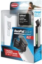 DuoPalExtra KIT Powerbank - Bia?y - 5200 mAh