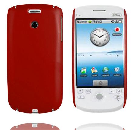 Hard Shell (Rød) HTC Magic Deksel